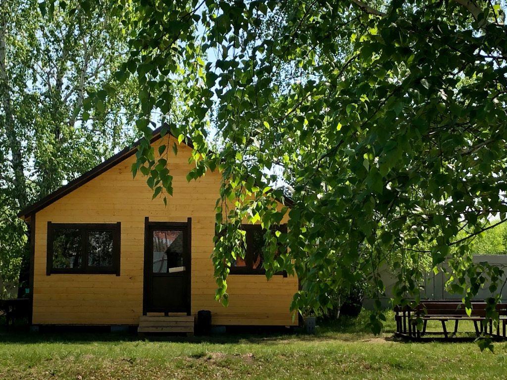 Аренда теплого домика в Челябинске №1