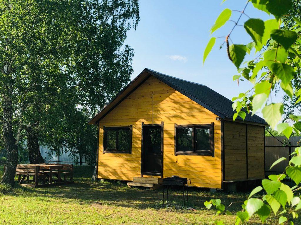 Аренда теплого домика в Челябинске №3